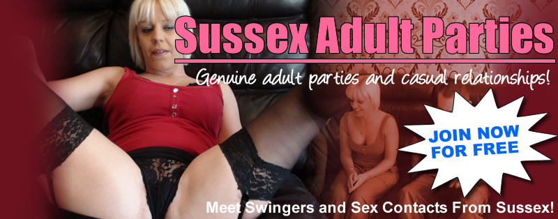 Adult contact swinging west sussex